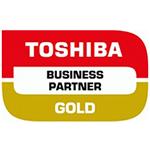 Toshiba Business Partner Gold